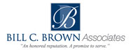 Bill C Brown Logo