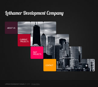 Lothamer Development Company  Screen Shot
